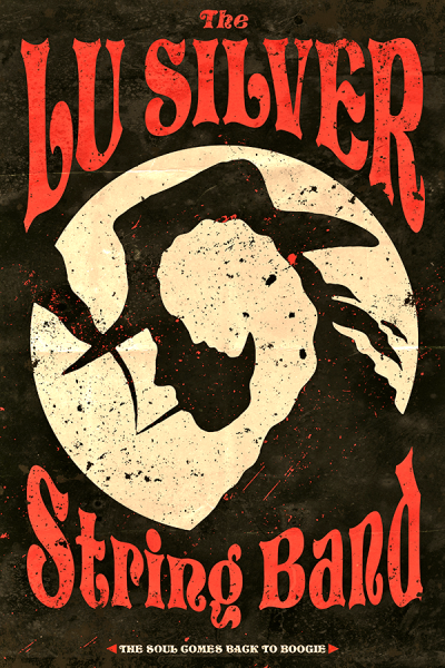LU SILVER, (Poster), 2015