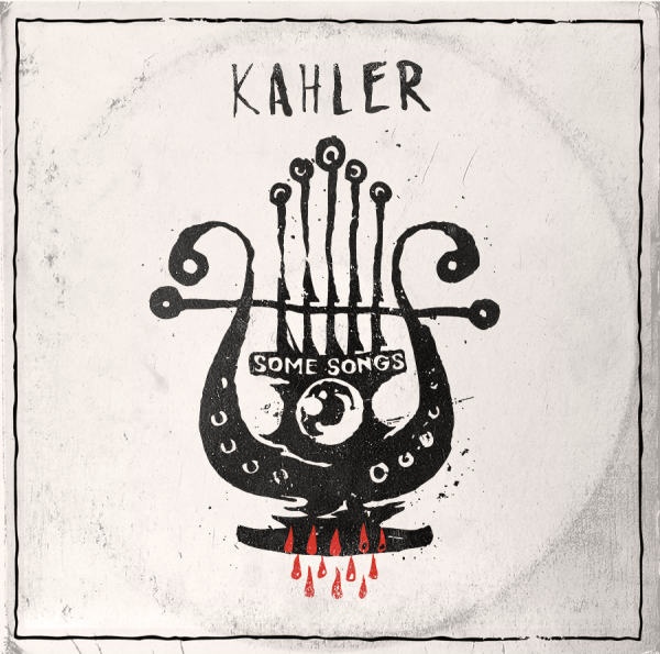 Cover for KAHLER´s latest release