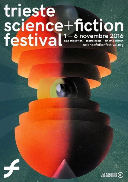TRIESTE S-F Festival (Posterdesign), 2016