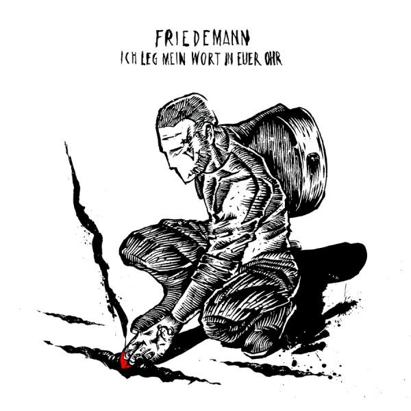 FRIEDEMANN (Albumartwork), 2019