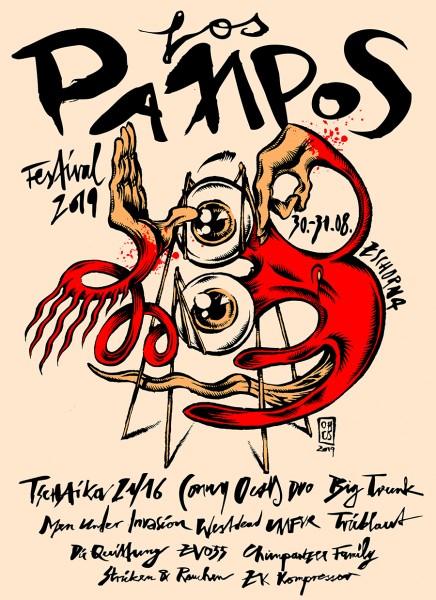Los Pampos II, 2019