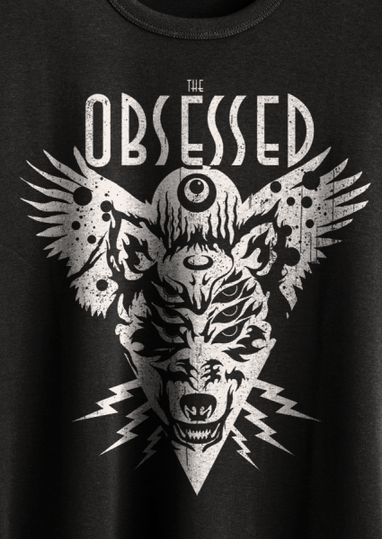 THE OBSESSED (T-Shirt-design), 2013