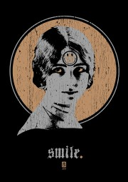 LADY SMILEY STARR (Silver-Gold), 2017