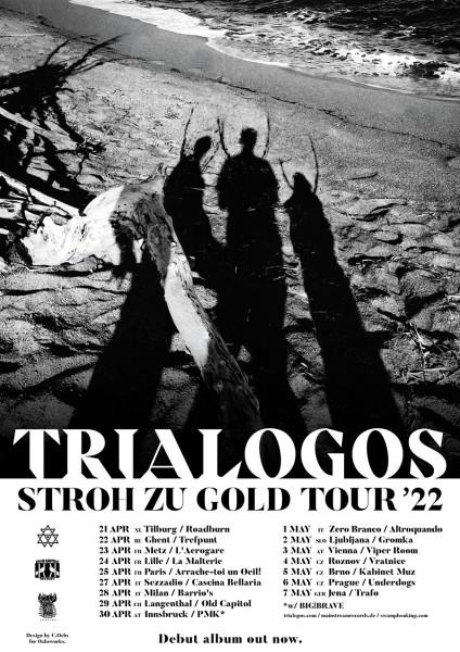 Trialogos, Tour 2022